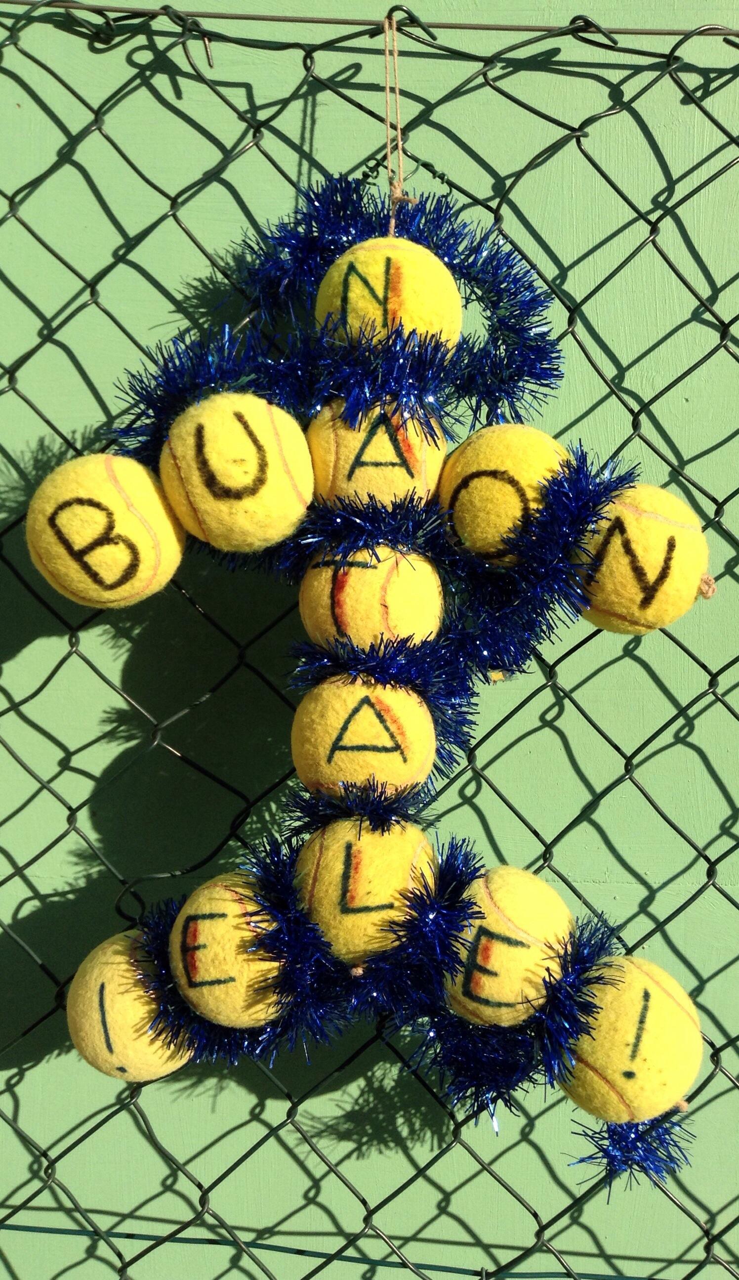 Auguri Di Natale Tennis.Auguri Di Buon Natale E Felice Anno Nuovo Funtennis A S D